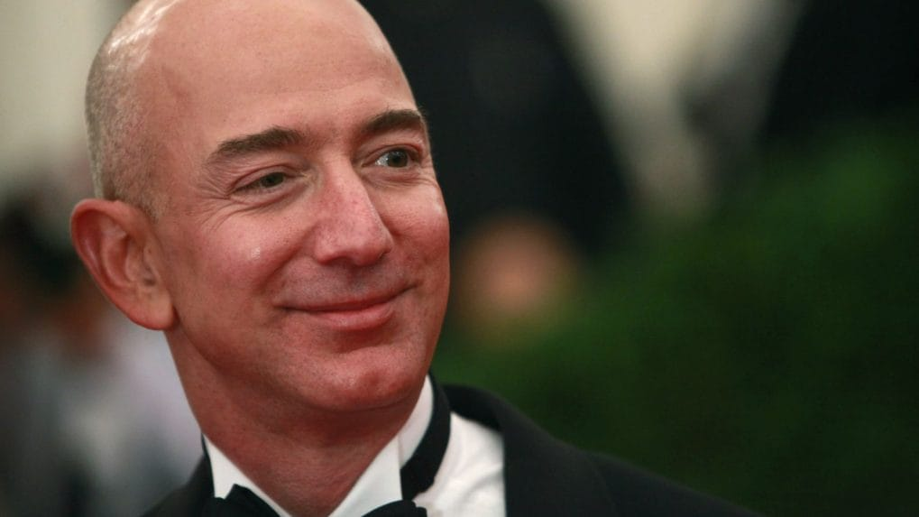 Why Jeff Bezos doesn't mind hiring people who are 'a little bit annoying'
