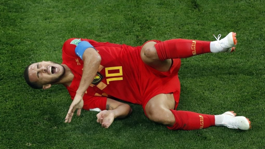France end Belgium's dream run, make it to their third world cup final in two decades