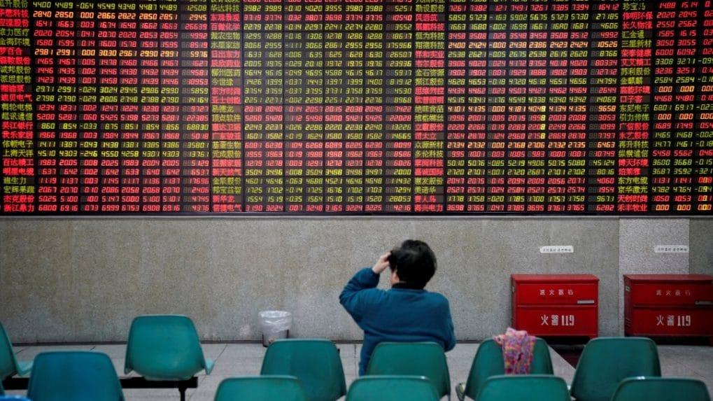 Most Asian stock markets near bear territory, China worst hit