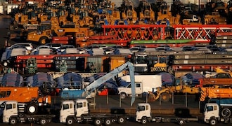 Japan export growth slows as US-bound shipments fall