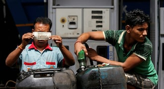 Fuel prices step back from record highs, Petrol cheaper by Rs 4.37 in Mumbai