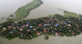 High level Kerala delegation to source relief funds from diaspora
