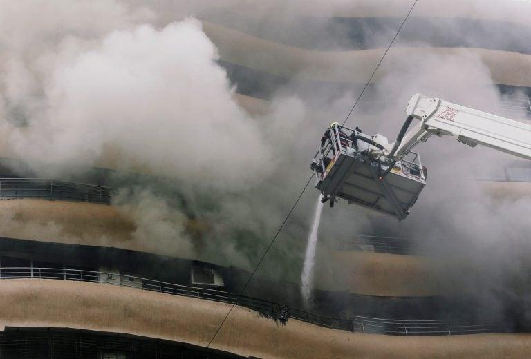Fire breaks out in Mumbai's Parel; 4 dead, 16 injured