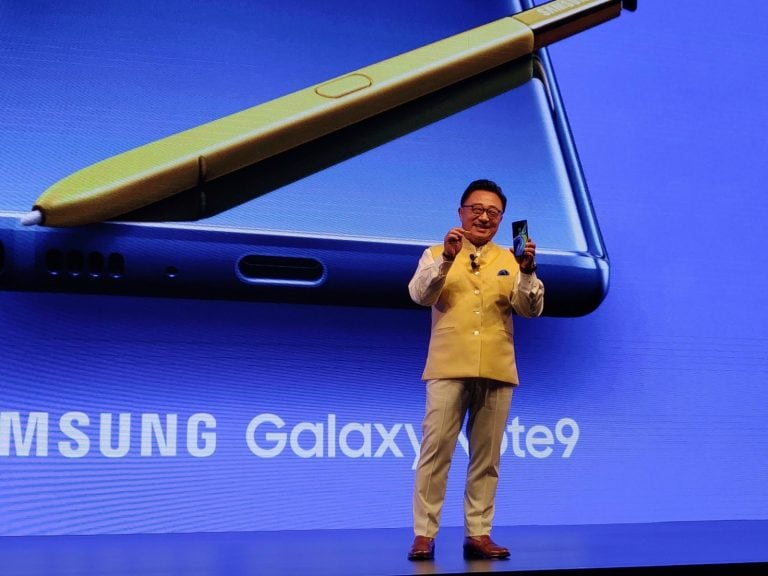 Samsung launches Galaxy Note 9 in India, available from August 24