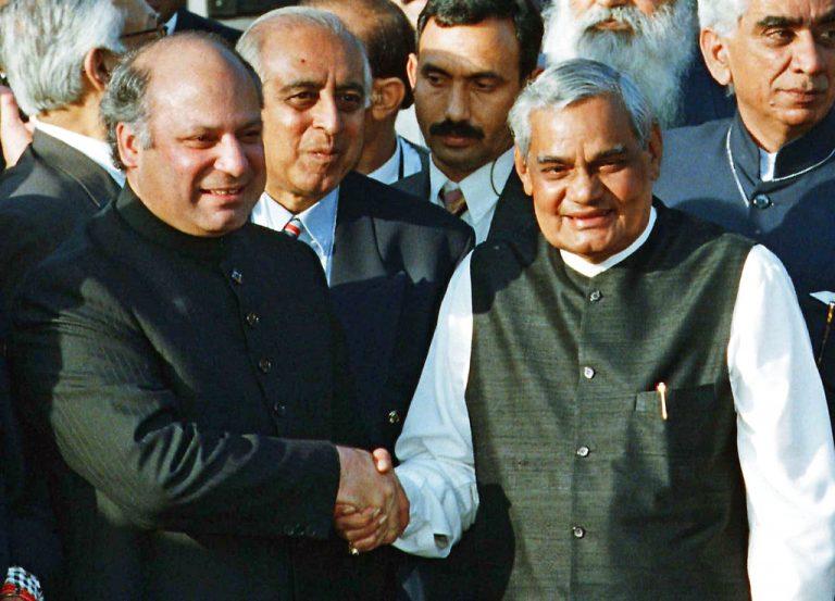 Pakistan's Imran Khan condoles Atal Bihari Vajpayee's demise