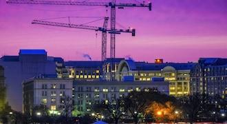 US construction spending fell 1.1 percent in June
