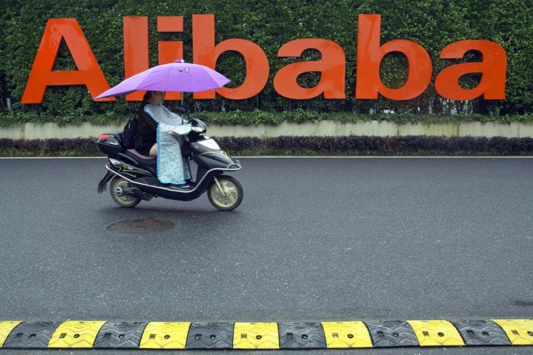 Alibaba revenue beats estimates on cloud boost; shares rise