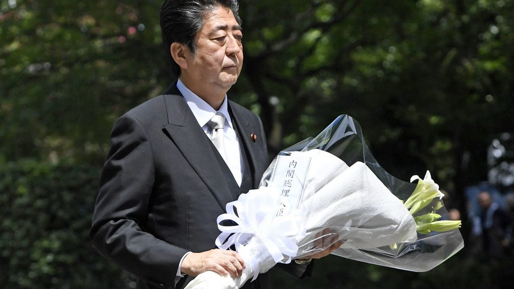 Japan PM Abe says relations with China back on 'normal track'