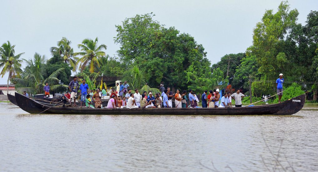 Aid given is advance, more to follow : PM tells Kerala Governor