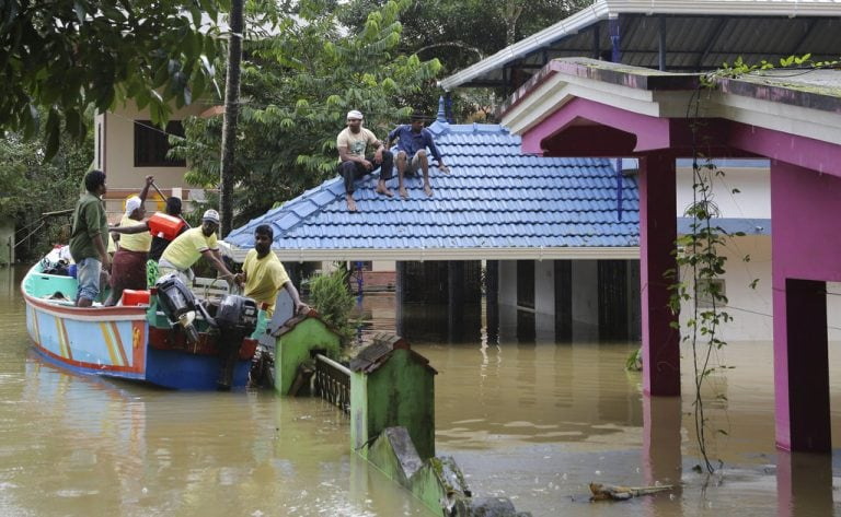 Over 24,000 people rescued in Kerala, says NDRF