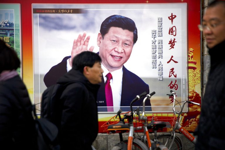Image-conscious China appoints new global propaganda czar