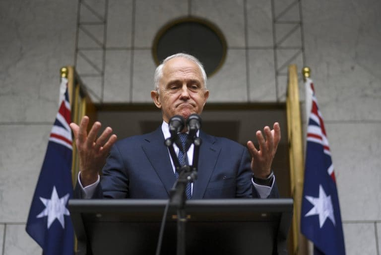 Australian ruling party set to choose new prime minister