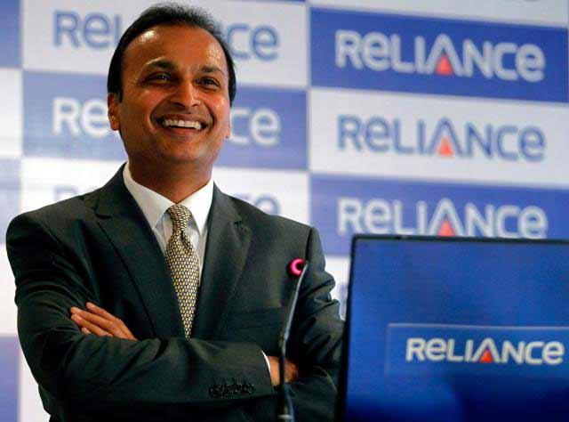 Anil Ambani thanks Mukesh, Nita for timely support in clearing RCom dues