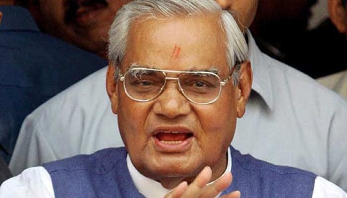 Government issues gazette notification announcing demise of Vajpayee