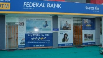 Federal Bank says 35% book under moratorium, less than 2% of it stressed