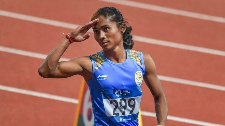 Asian Games gold-medalist Hima Das hopes campaign videos will inspire millions of youth