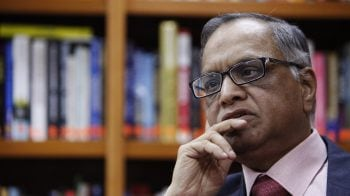 Narayana Murthy flags fears of GDP growth hitting lowest since 1947, pitches for operating economy at full steam