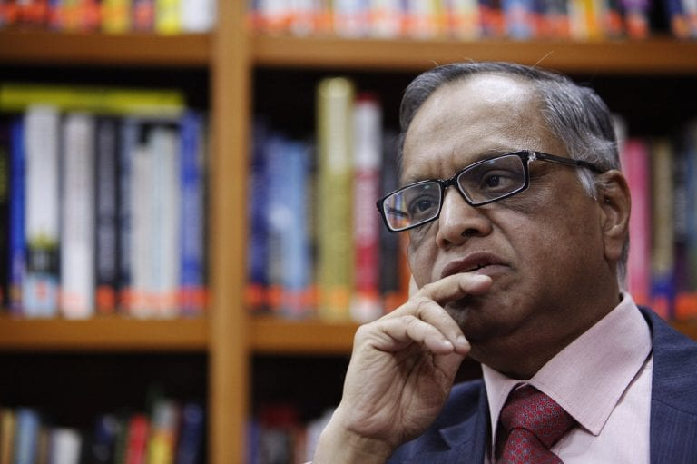 Flexible approach needed on data localisation issue, says Infosys co-founder Narayana Murthy