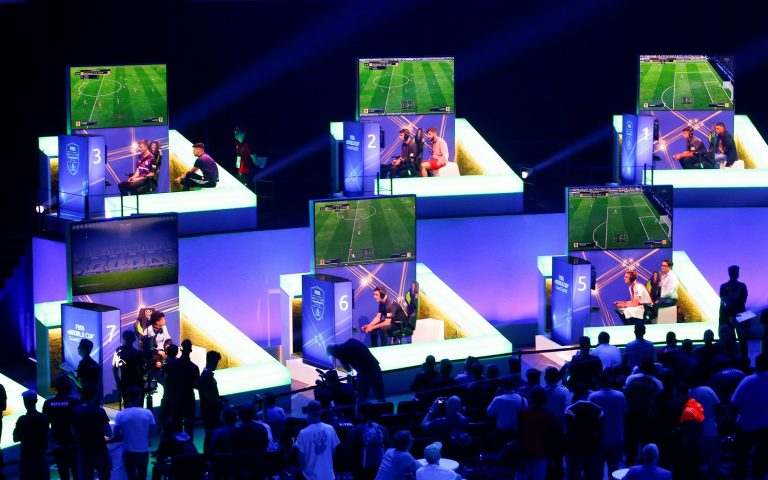 Drug tests for gamers participating in soccer's eWorld Cup