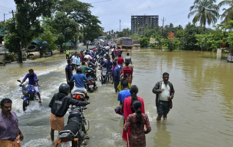 1,500 stranded in flood-hit Kodagu of Karnataka