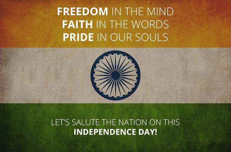 Posts, quotes and wishes on this Independence Day - cnbctv18.com