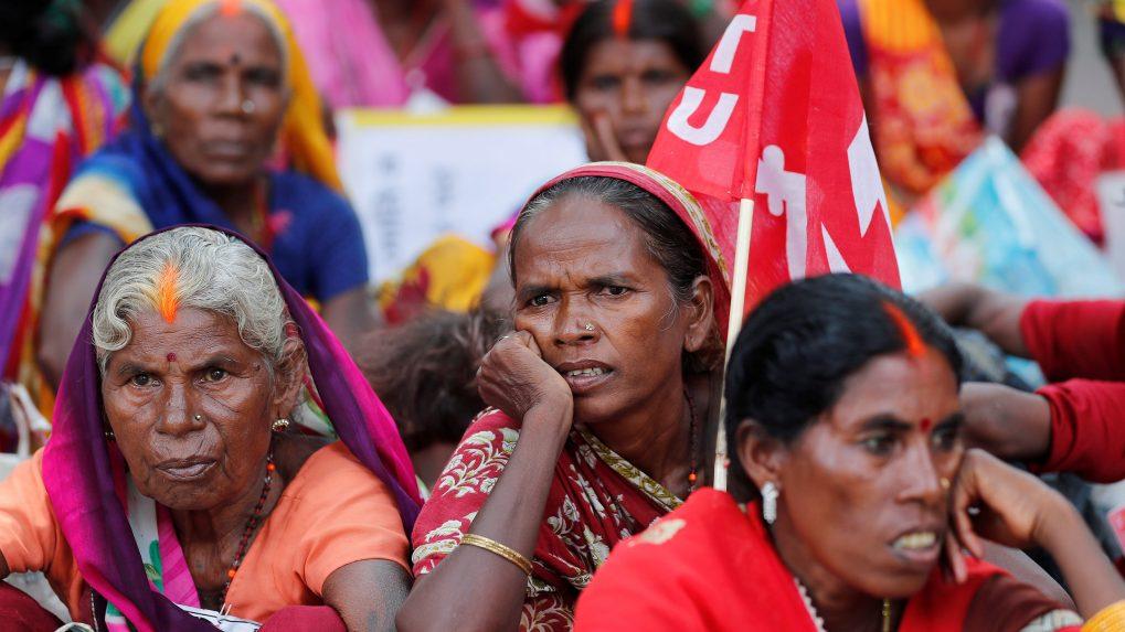 Farmers' protest disrupts Delhi as opposition targets PM Narendra Modi