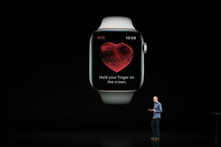 Apple Watch Series 4: Here's how it checks your ECG on the go