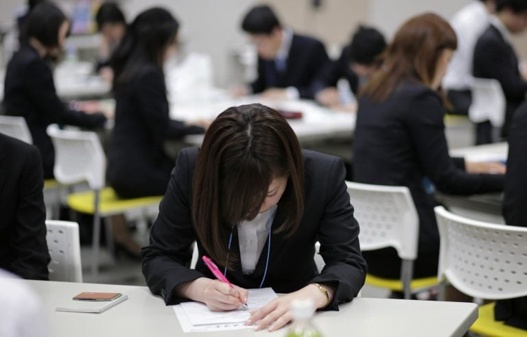 Women in management at Japan firms still a rarity: Reuters poll
