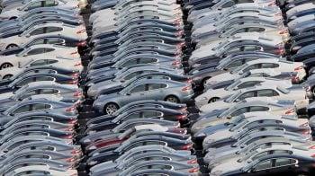 Auto slowdown: Sales decline 12% in November