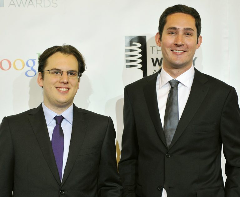 Instagram co-founders step down from company