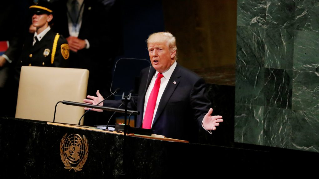Iran leaders sowing 'chaos, death and destruction': Donald Trump tells UN