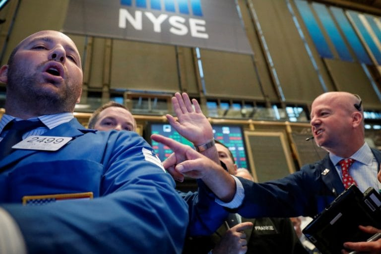 Wall Street falls on worries over Italy's budget, trade concerns