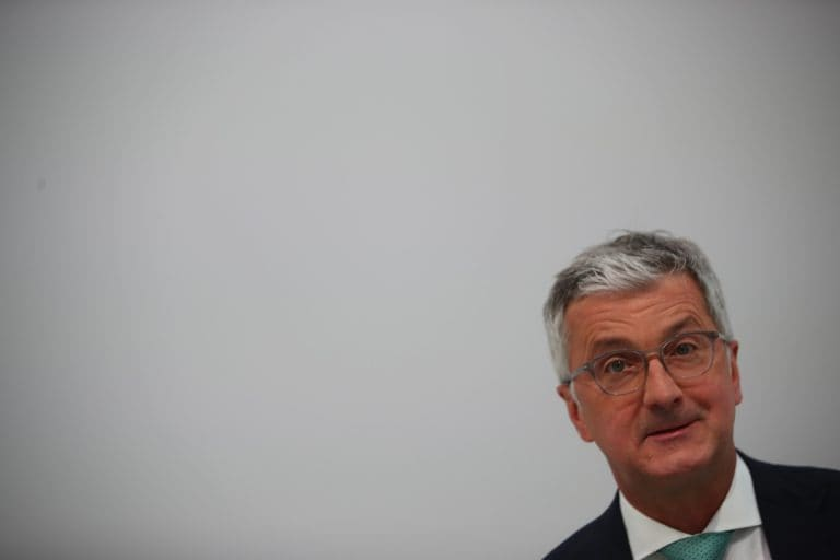 Volkswagen board delays decision on Audi CEO Stadler's future