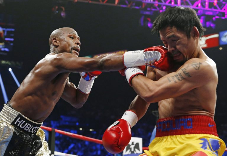 Mayweather says he will will fight again with Pacquiao