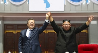 Peace declaration not a bargaining chip, says North Korea