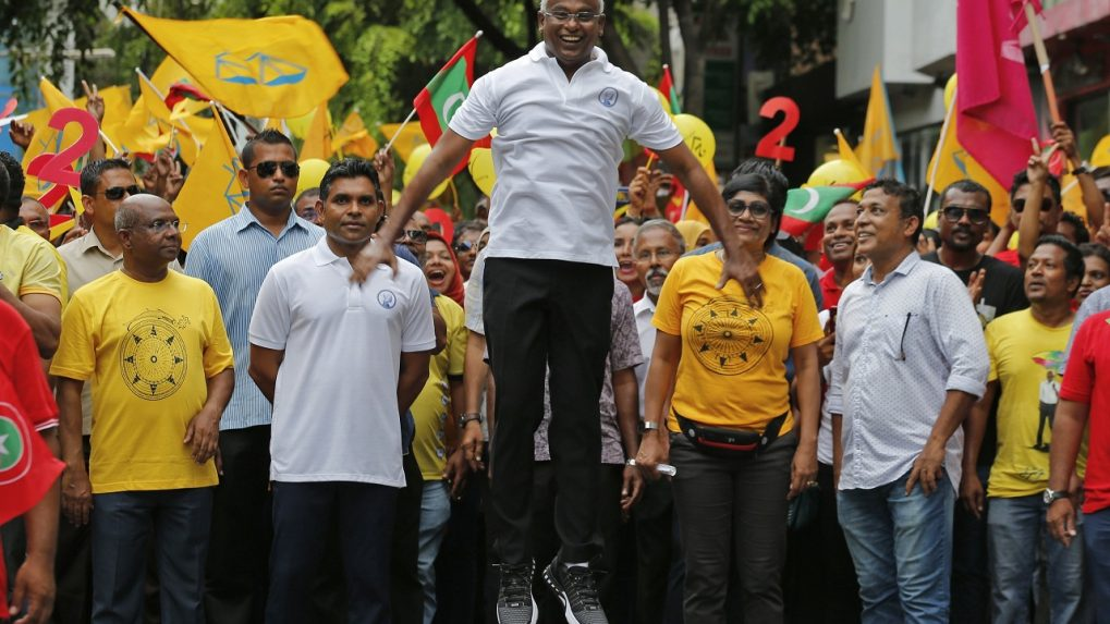 The Maldives opposition's surprise election win