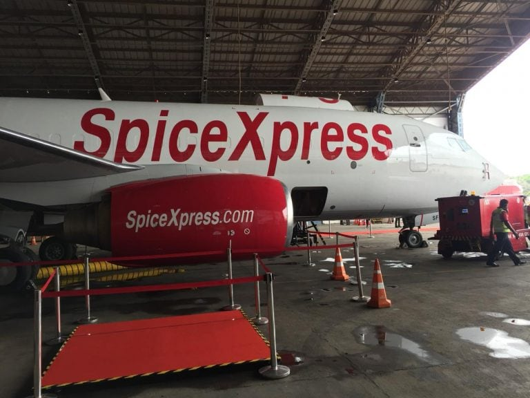 SpiceJet inducts cost-efficient 737-800 Boeing converted freighter