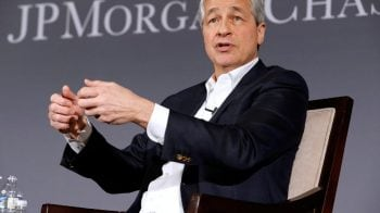 Your capital will go elsewhere if you don't have competitive tax rates, says Jamie Dimon of JP Morgan Chase