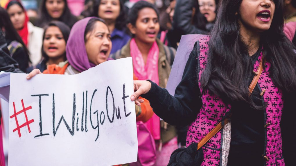 These young #InstaFeminists are creating an online space for Indian women to speak up