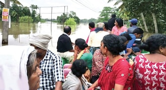 How one family survived the Kerala floods and why they fear what lies ahead