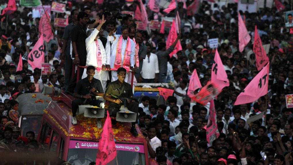 Modi factor one of the reasons behind party's Lok Sabha debacle, says TRS sources