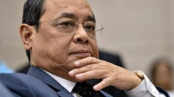 Ranjan Gogoi headed bench to deliver verdict on bringing CJI under RTI act tomorrow