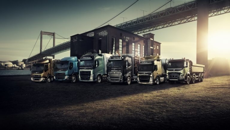 Volvo Trucks introduces electric and autonomous truck concept 'Vera'