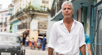 Anthony Bourdain used 'Parts Unknown' to tell culinary and cultural stories about lesser explored parts of the world