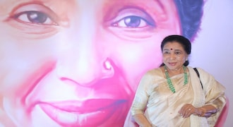 Songs of my life. As sung by Asha Bhosle