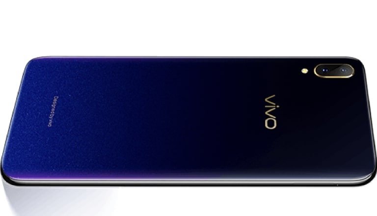 Vivo V11 launched at Rs 22,990: Here's what it packs