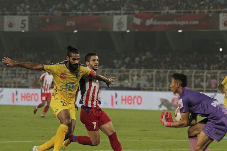 Indian Super League: Kerala Blasters beat Atlético de Kolkata in season opener