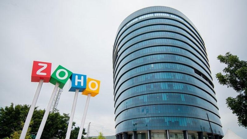 4. Vembu Radha: Zoho Corporation, Net Worth: Rs 5,800 crore. Chennai based Zoho provides cloud-based business software. The privately held company competes with industry giant, Salesforce.