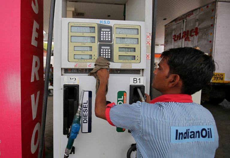 Petrol prices remain unchanged, diesel falls across major cities. Check rates here