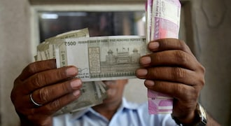 Rupee weakens; soft crude likely to limit fall